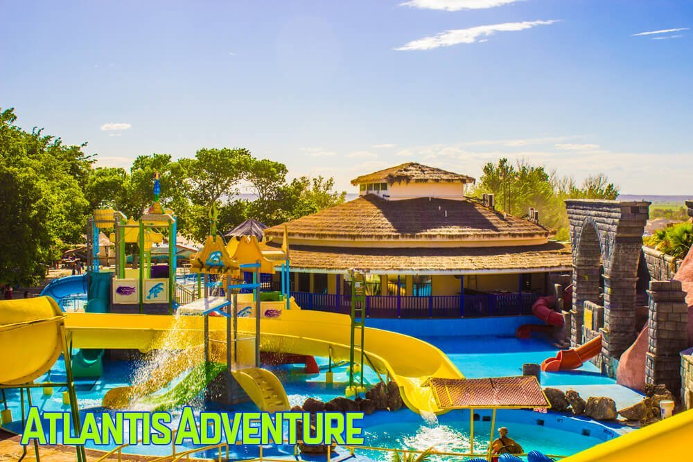 atlantis adventure suites wet n wild water world