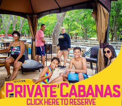 private cabana wet n wild waterworld cabaña privada