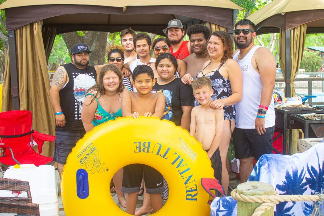 Wet N Wild Rio Party Cabana